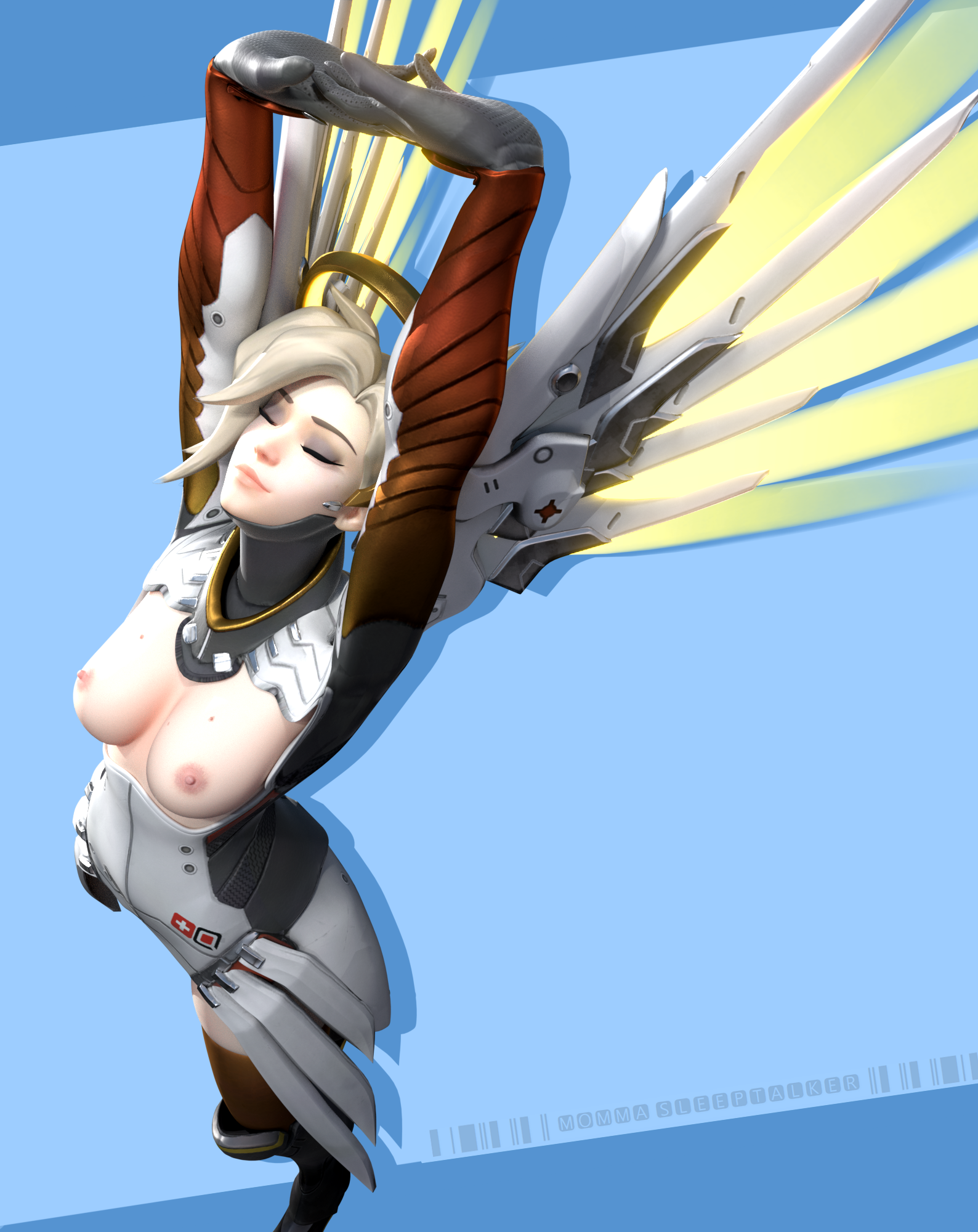 Mercy stretch