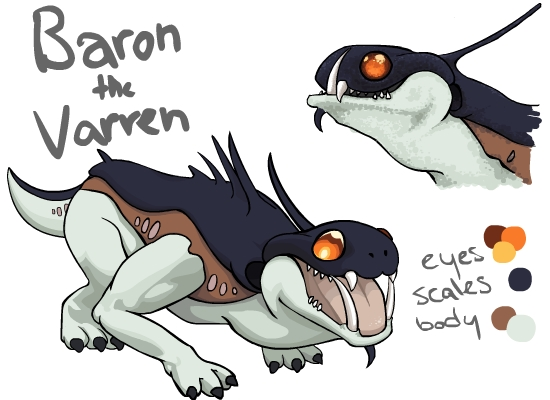 Baron the Varren
