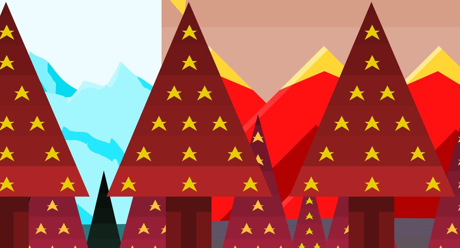 EVIL COMMUNIST TREE