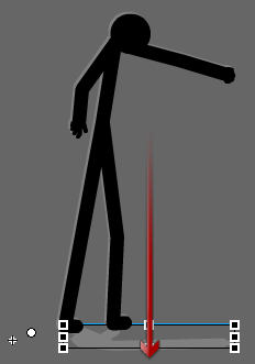 3D stickfigure from Castle Ser