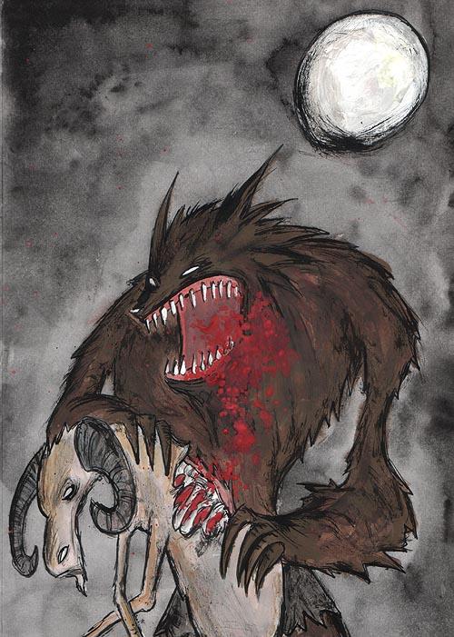 DungeonCrawler Werewolf