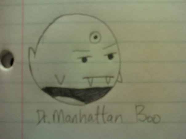 Dr. Manhattan Boo
