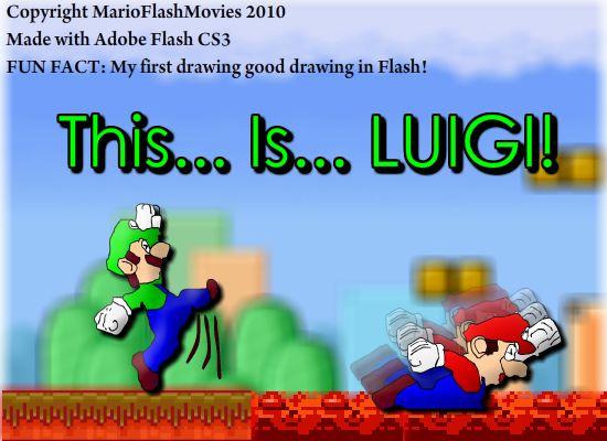 This... Is... Luigi!