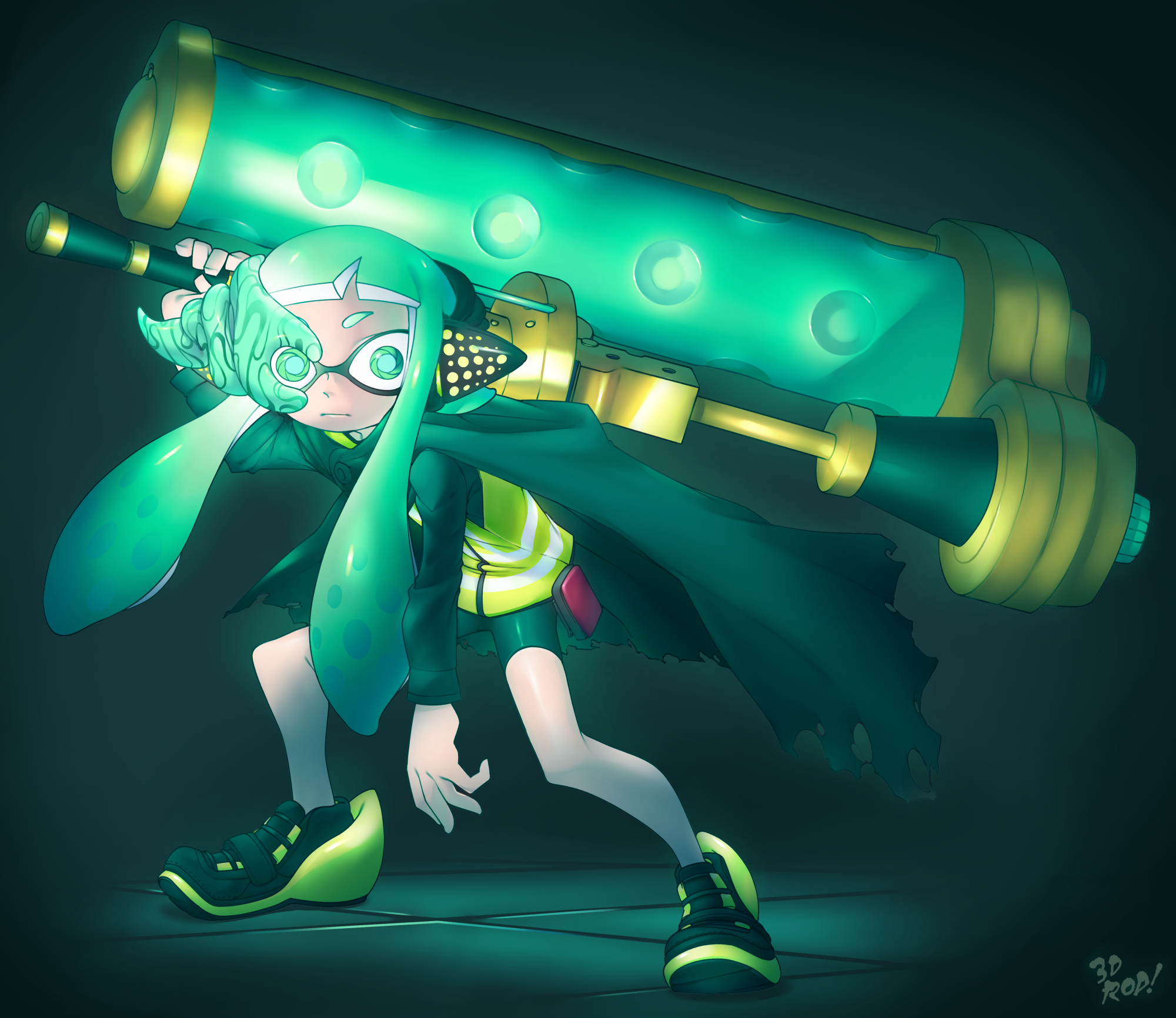 Agent 3 of the abyss