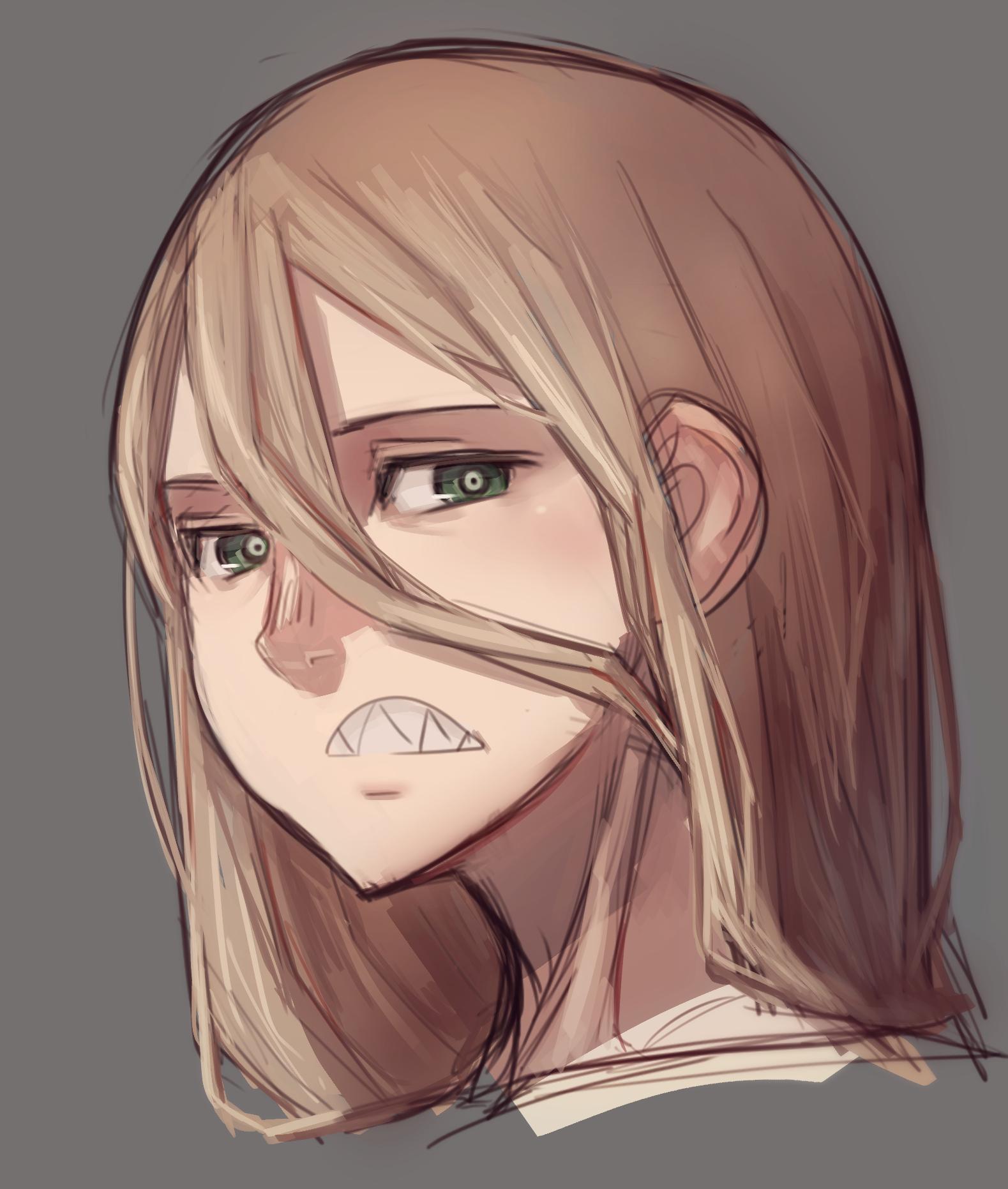 Sharp Teeth