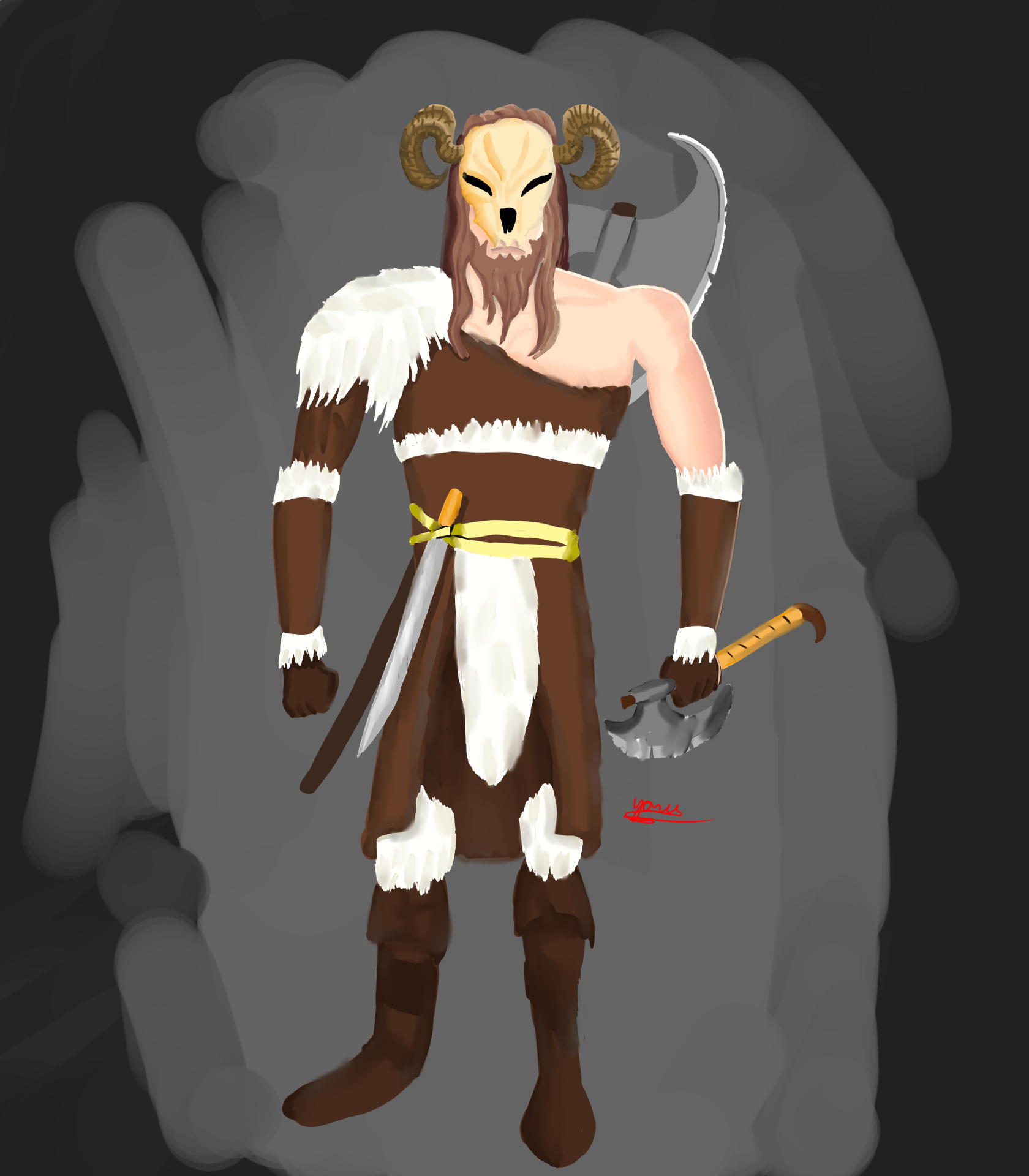 Some Barbarian