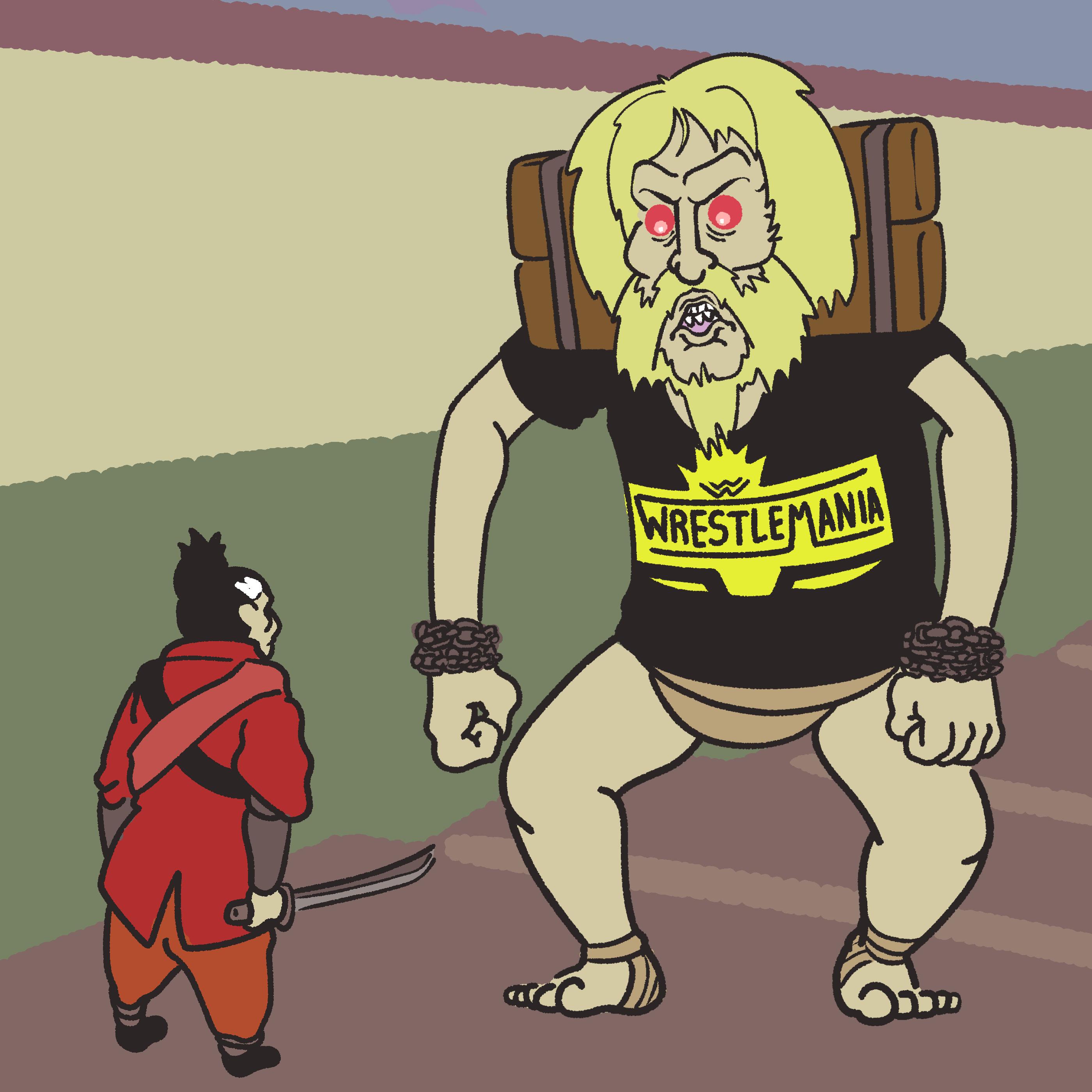 Ogre unchained