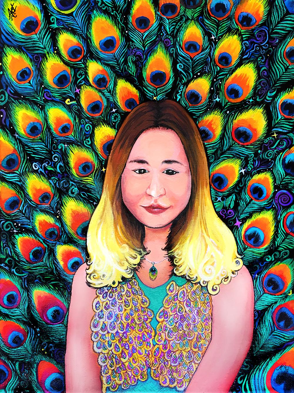 Portrait of Heather