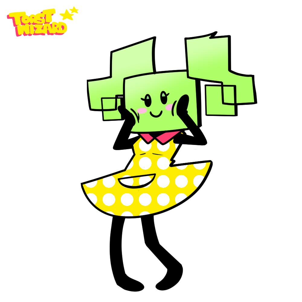 Mimi From Super Paper Mario