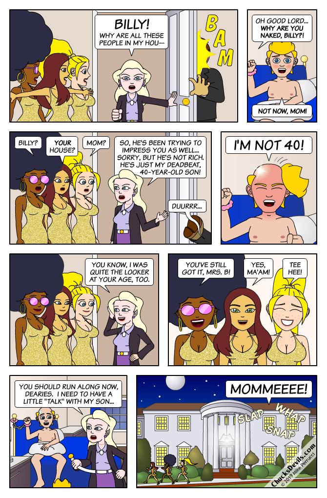 Chuck's Devils - Episode 3, Page 9