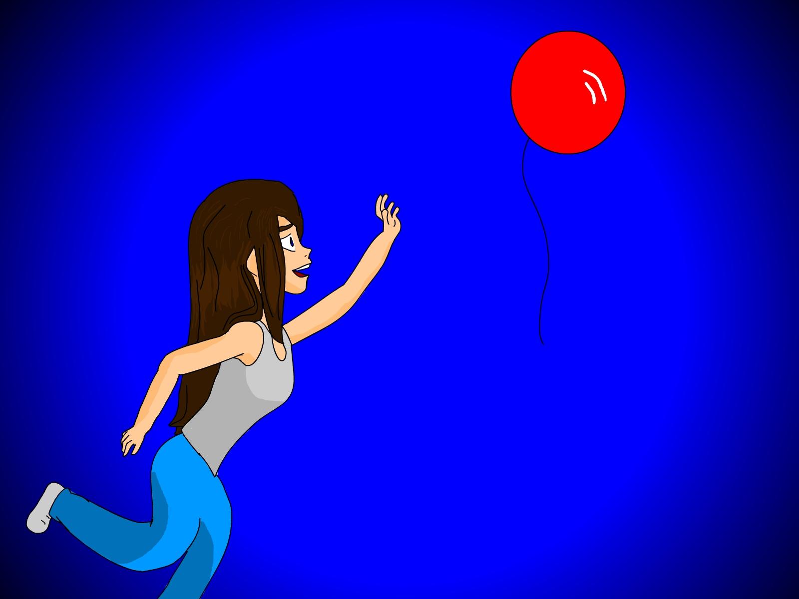 Mil balloon chase!