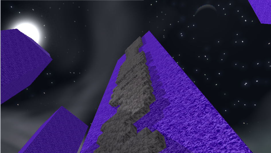 A Mountain of Bricks and Stone