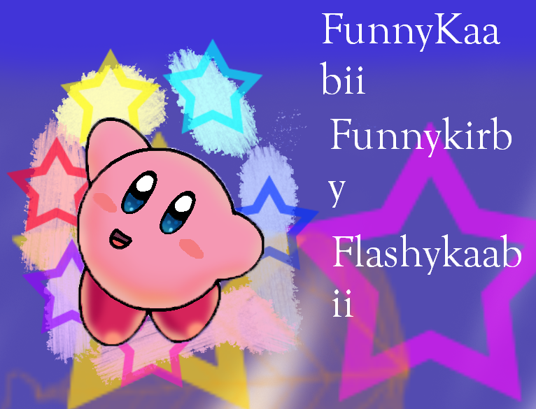 Kirby and six stars