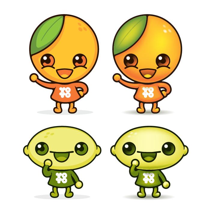 YoYo illustrations