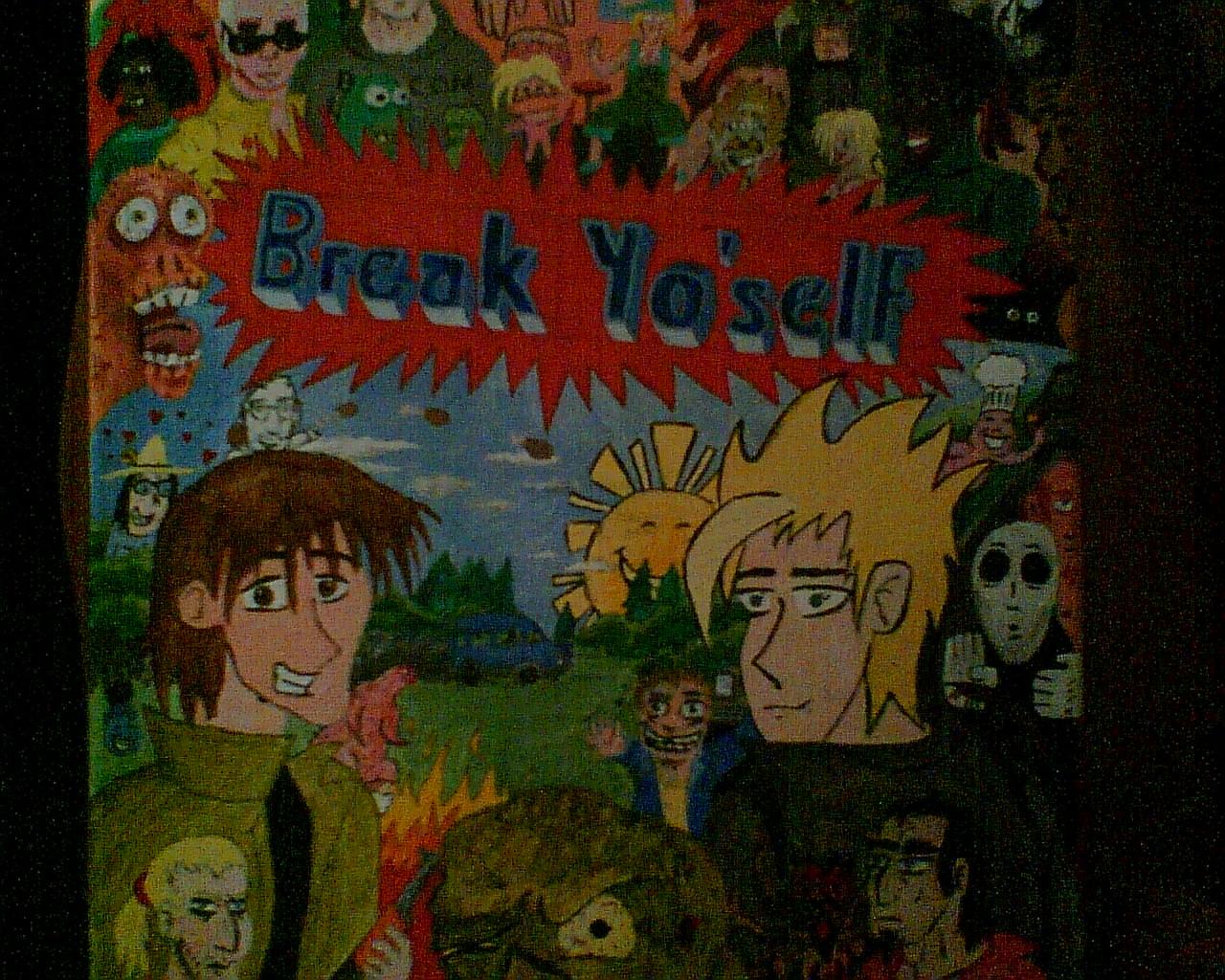 Break Yourself poster low qual