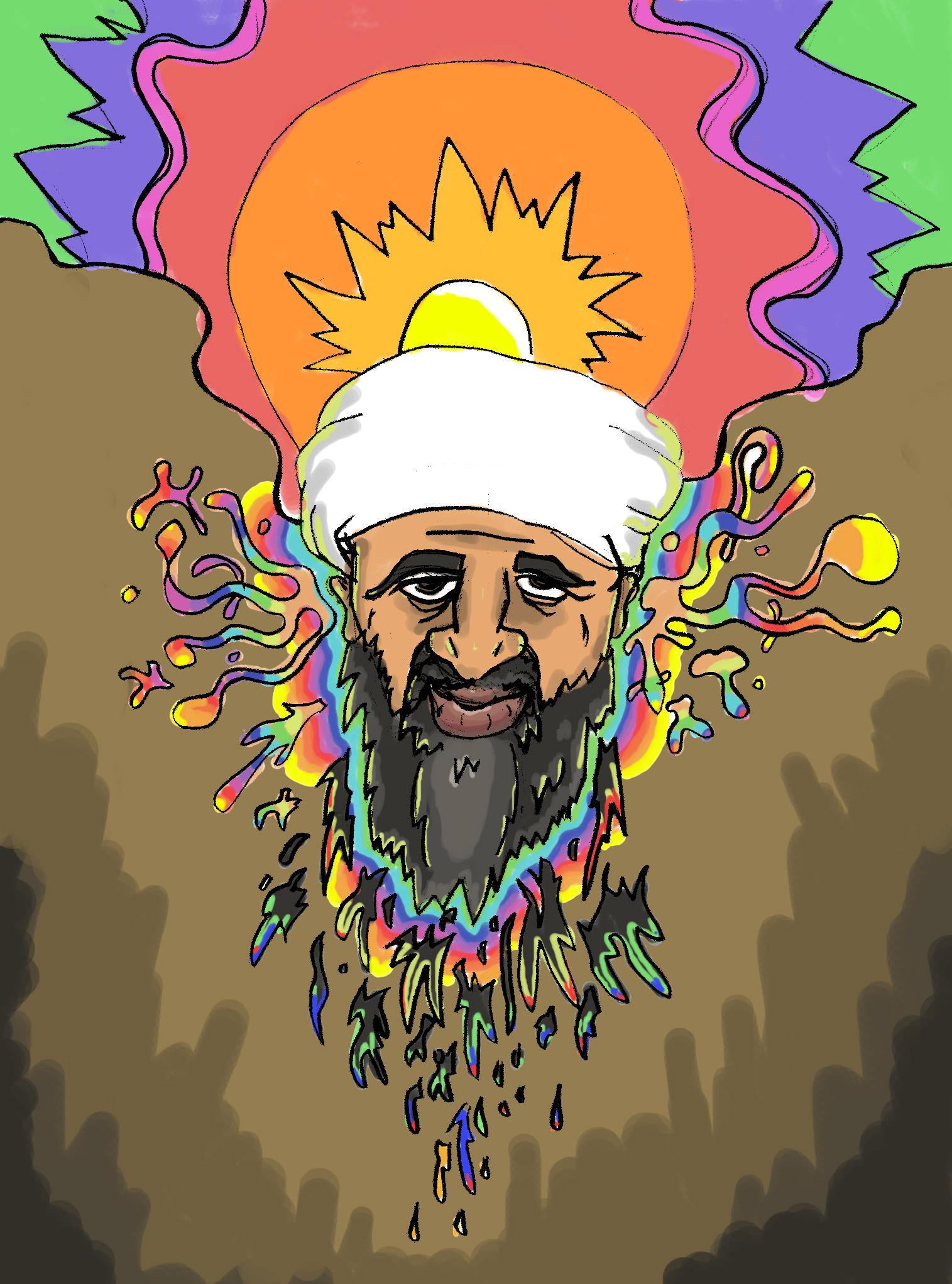 Osama Bin Trippin