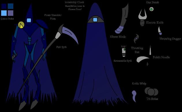 Assassin Character Mod