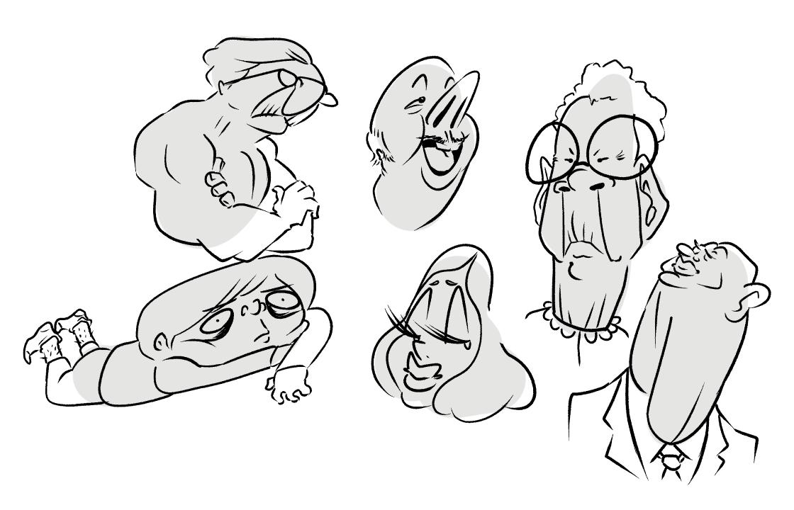 Blob Warmups