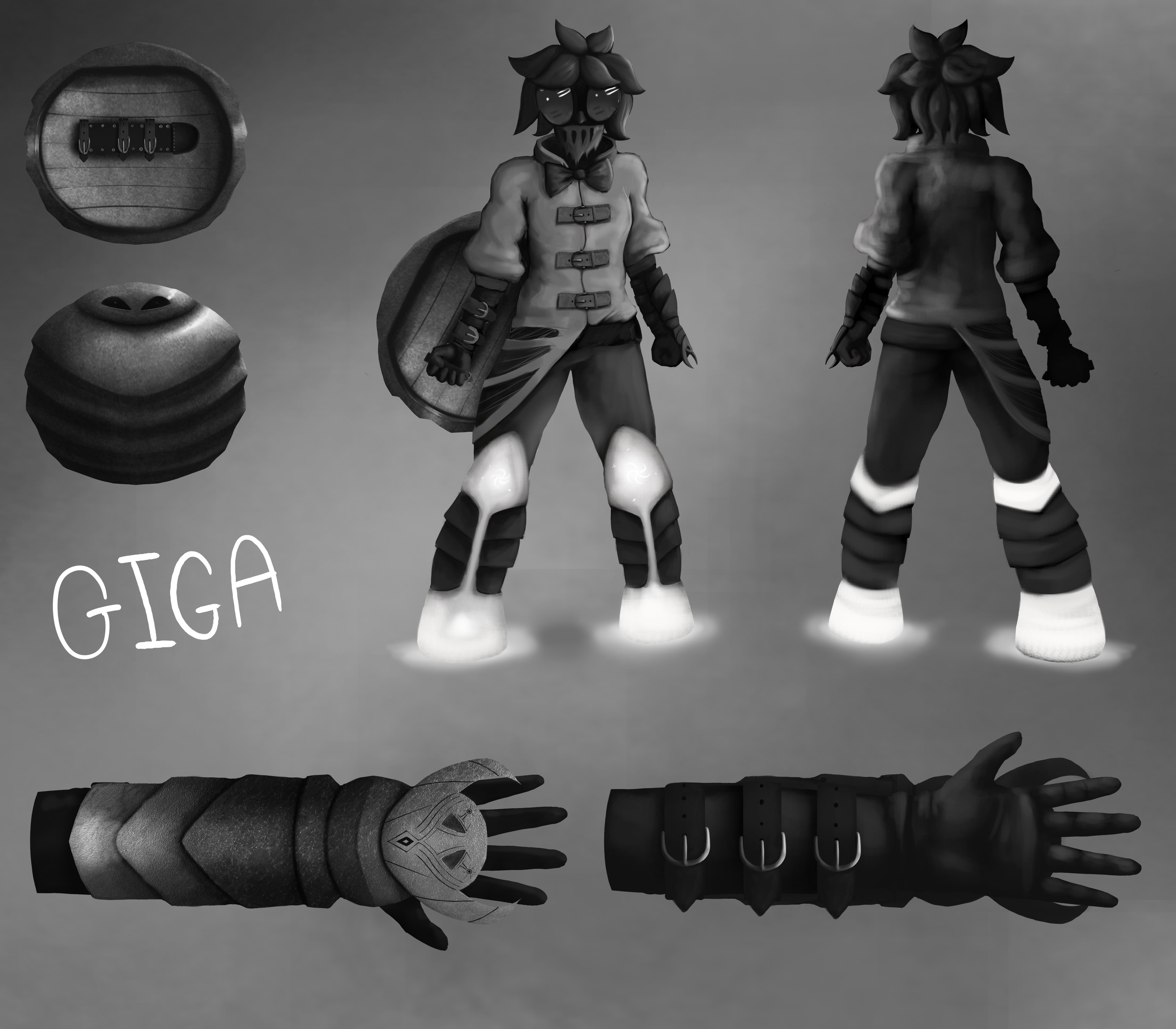 Giga Concept Art.
