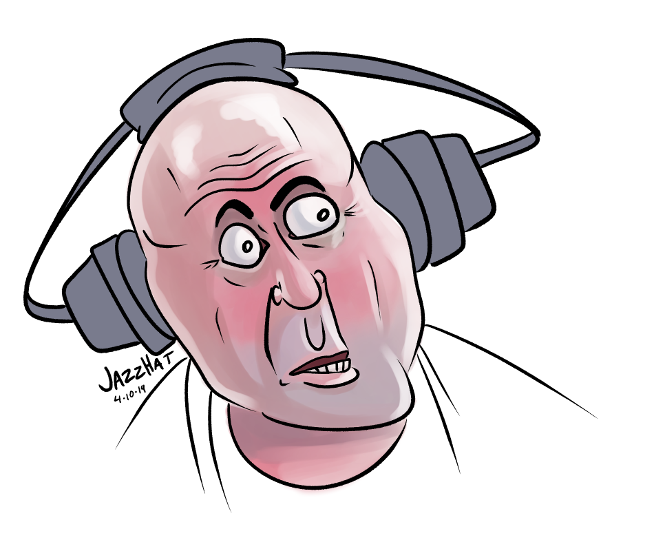 JRE Painting Practice
