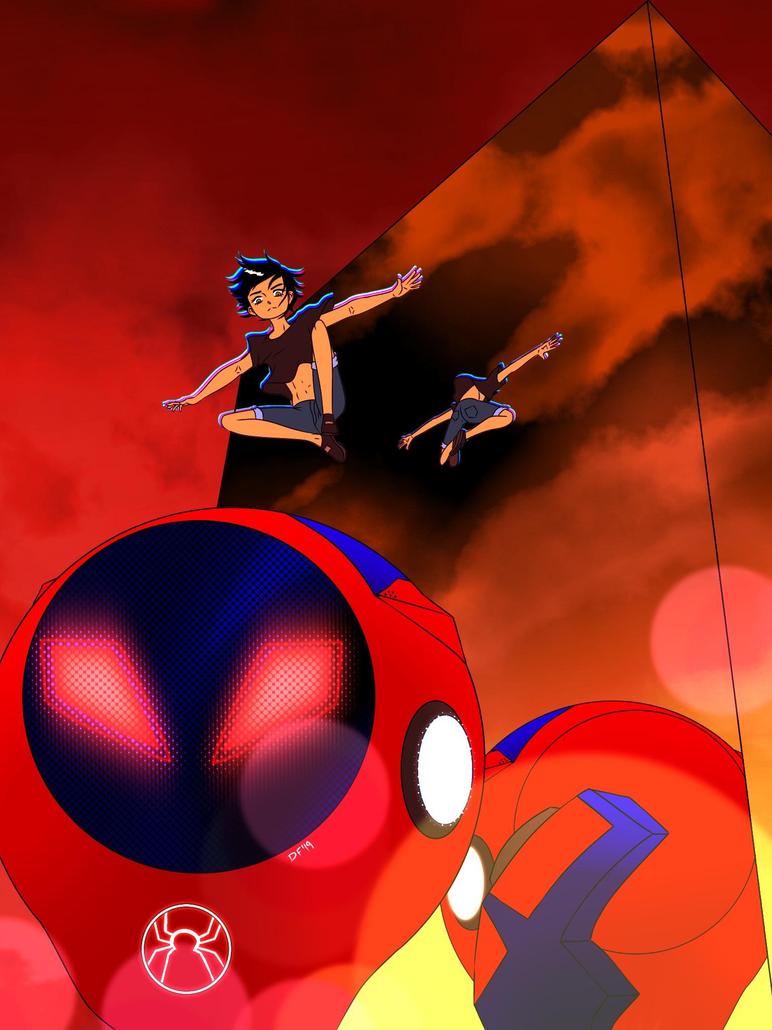 Peni Parker [Quite Some Time After Spider-Verse]