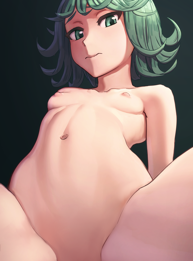 One punch man tatsumaki naked