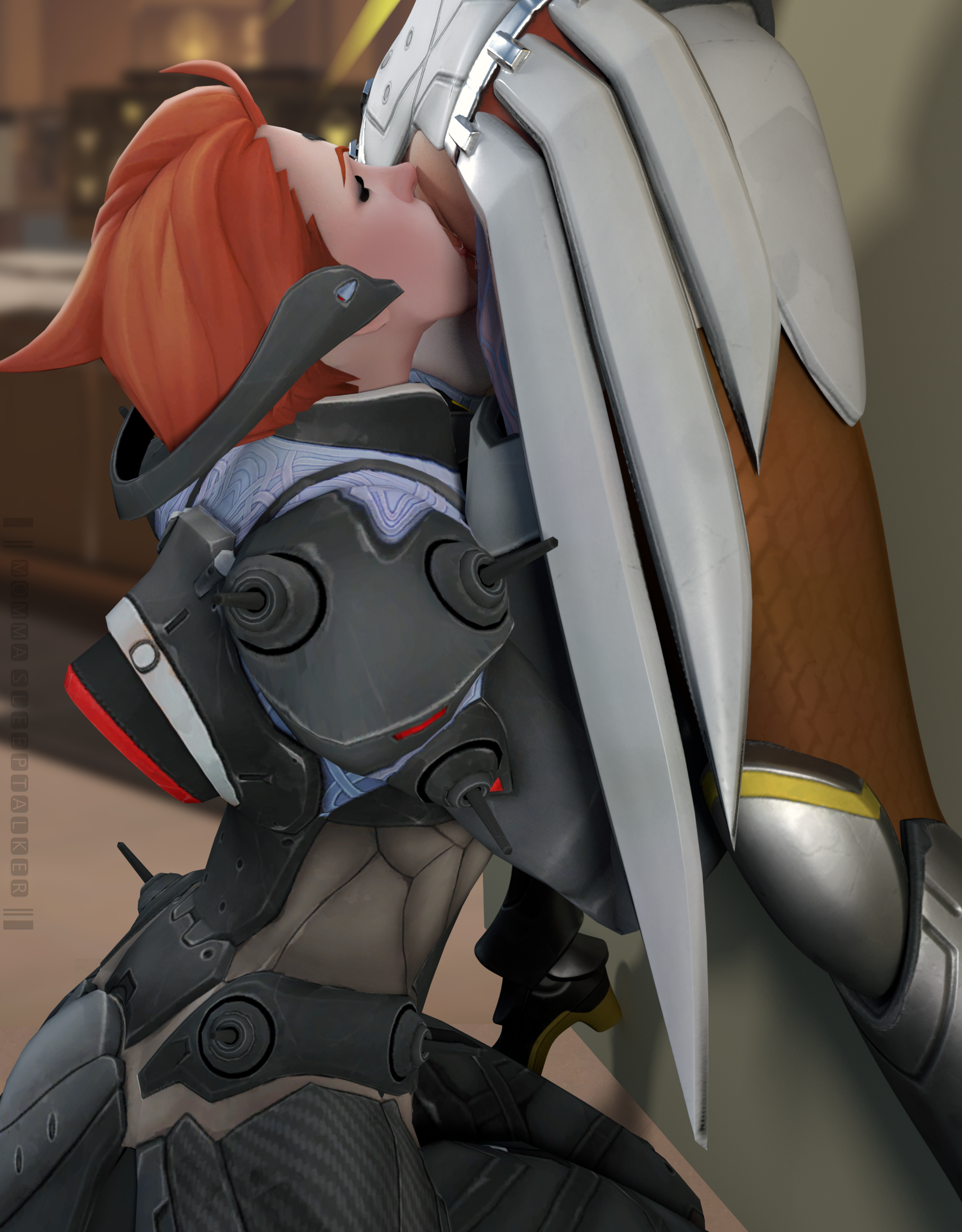 Moira's snack (close up)