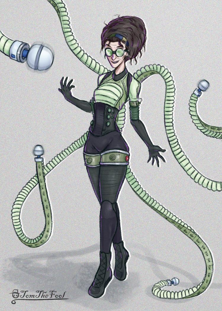 Octavius -hitachi