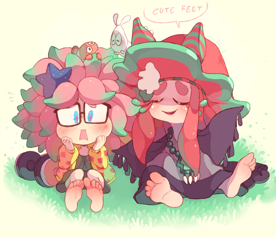 COMM- Annie and Flow's day out