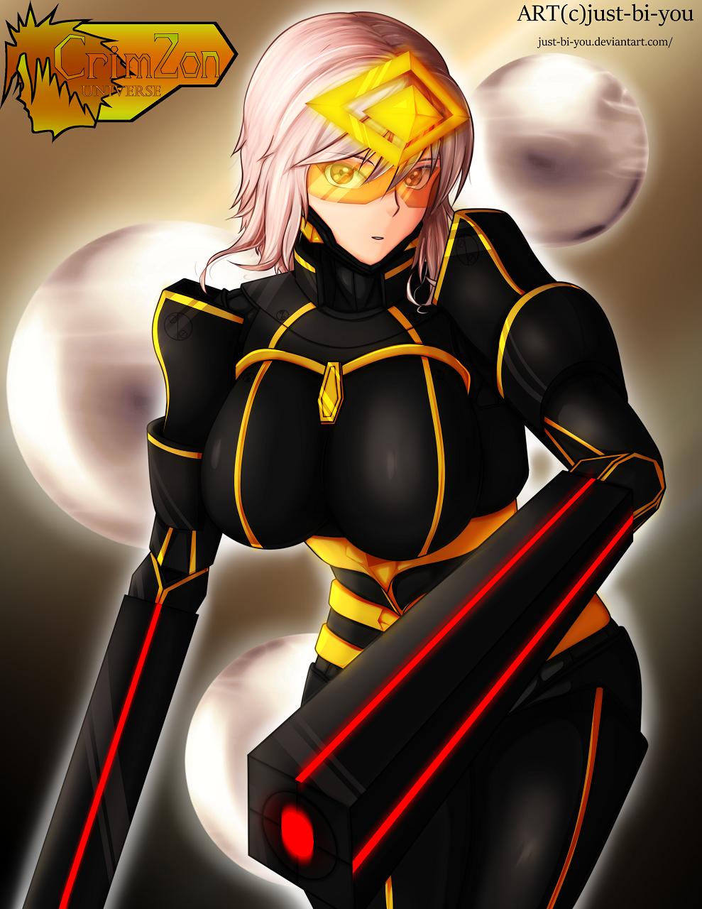 Crimzon Universe Cover Art Prototype V6