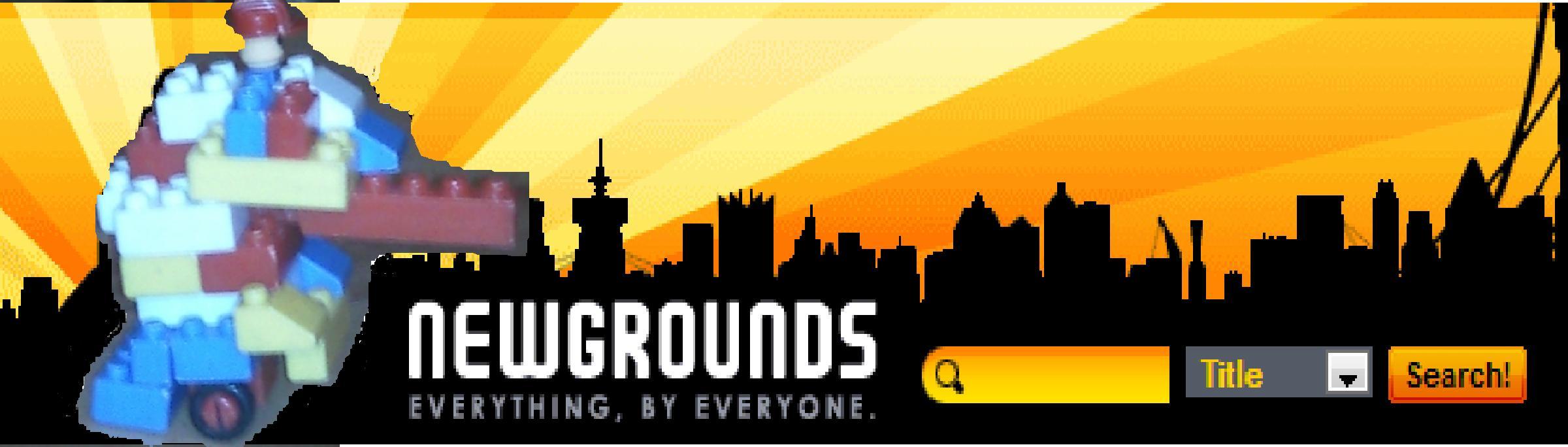 newgrounds lego