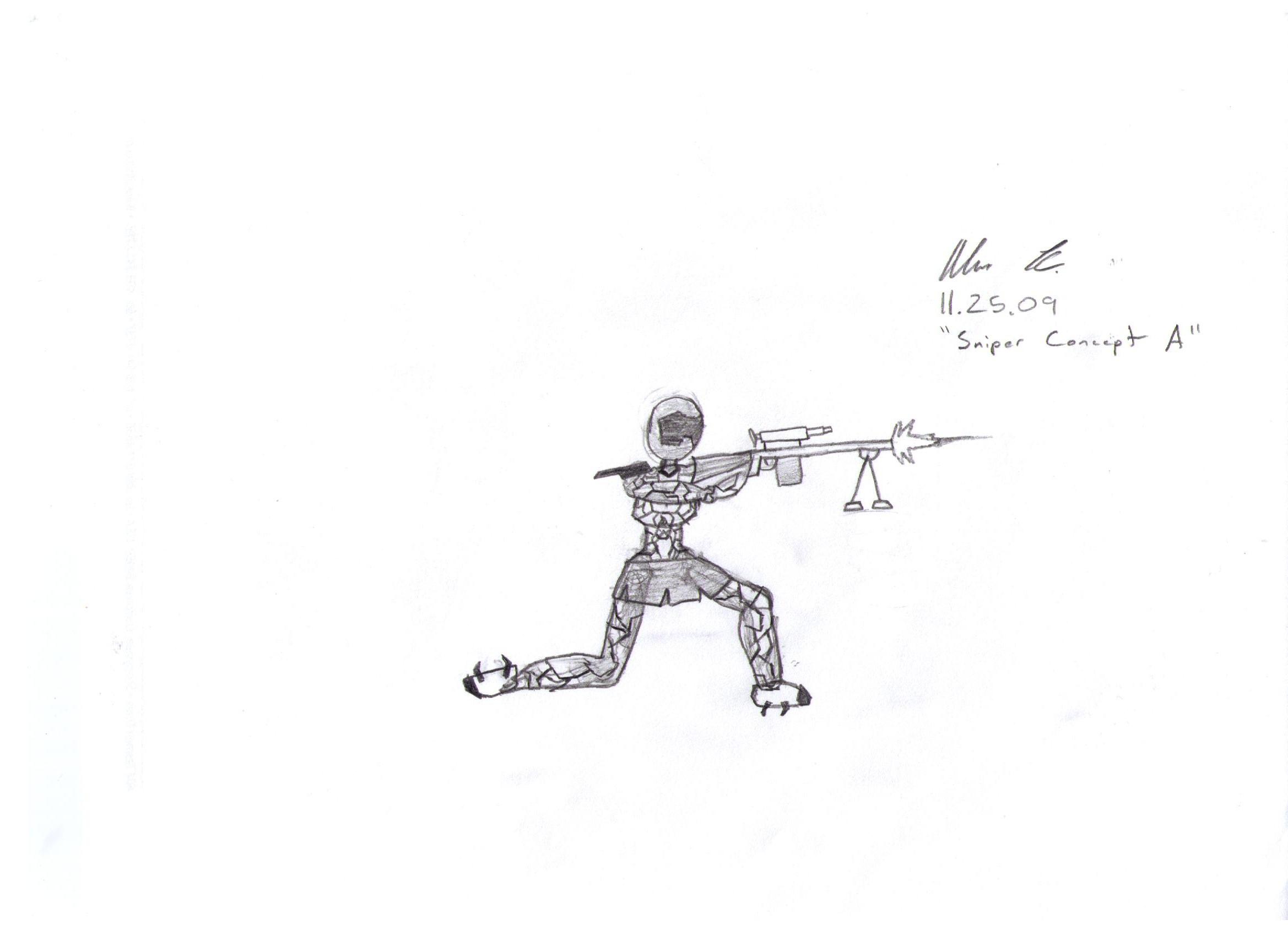 Sniper Concept A