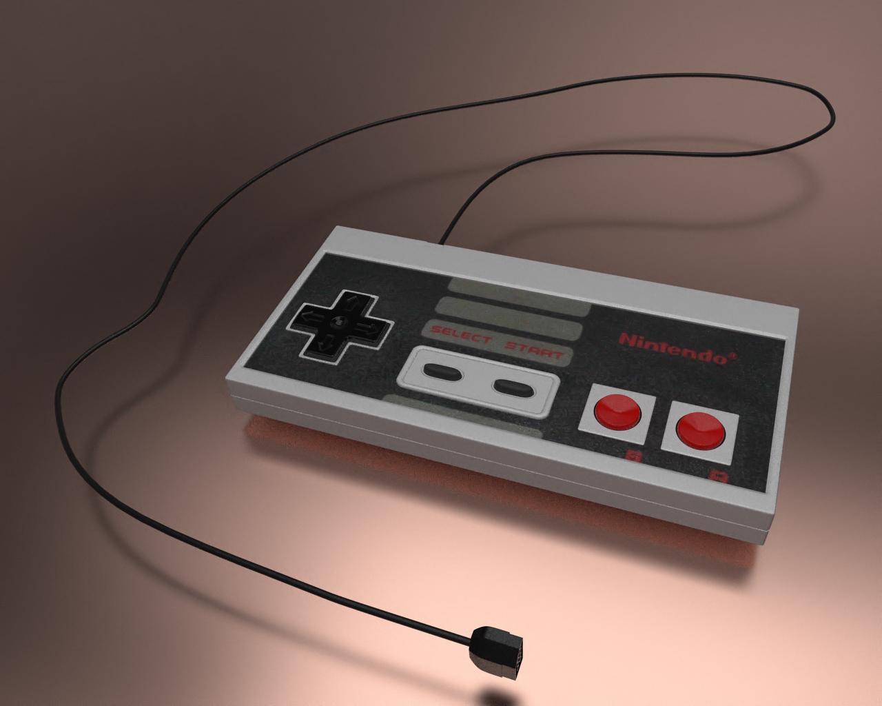 The NES Pad