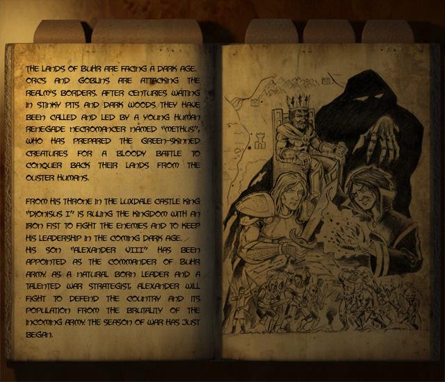 "Book of ""Season of War"""