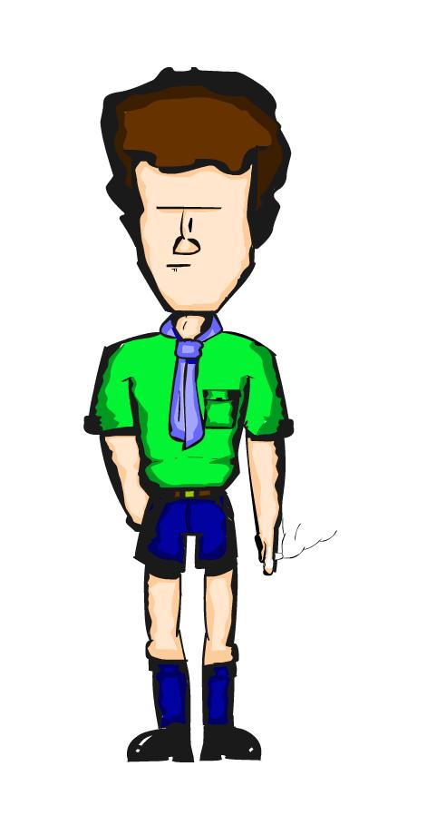 Man-Scout