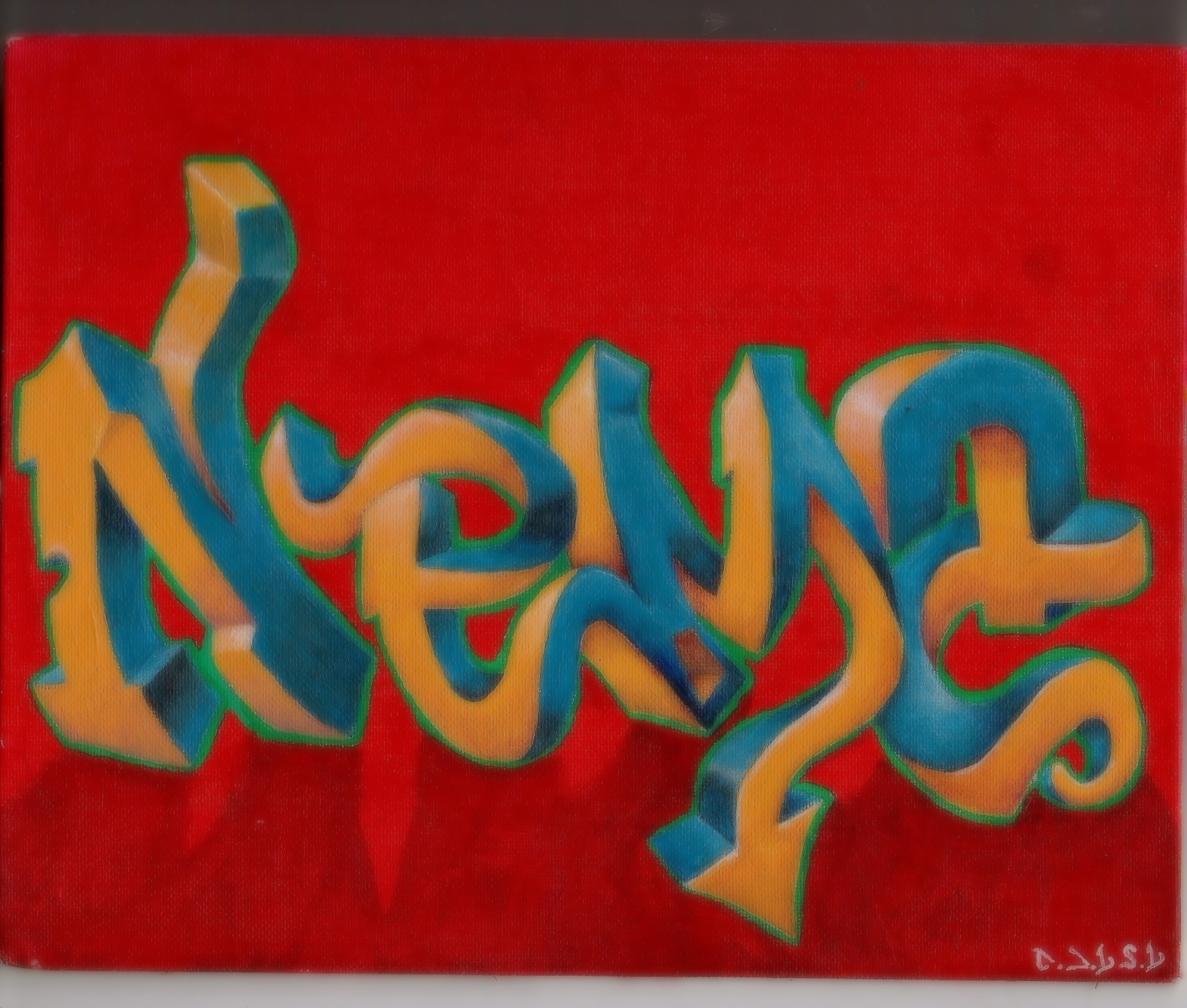 Nema Graffiti response