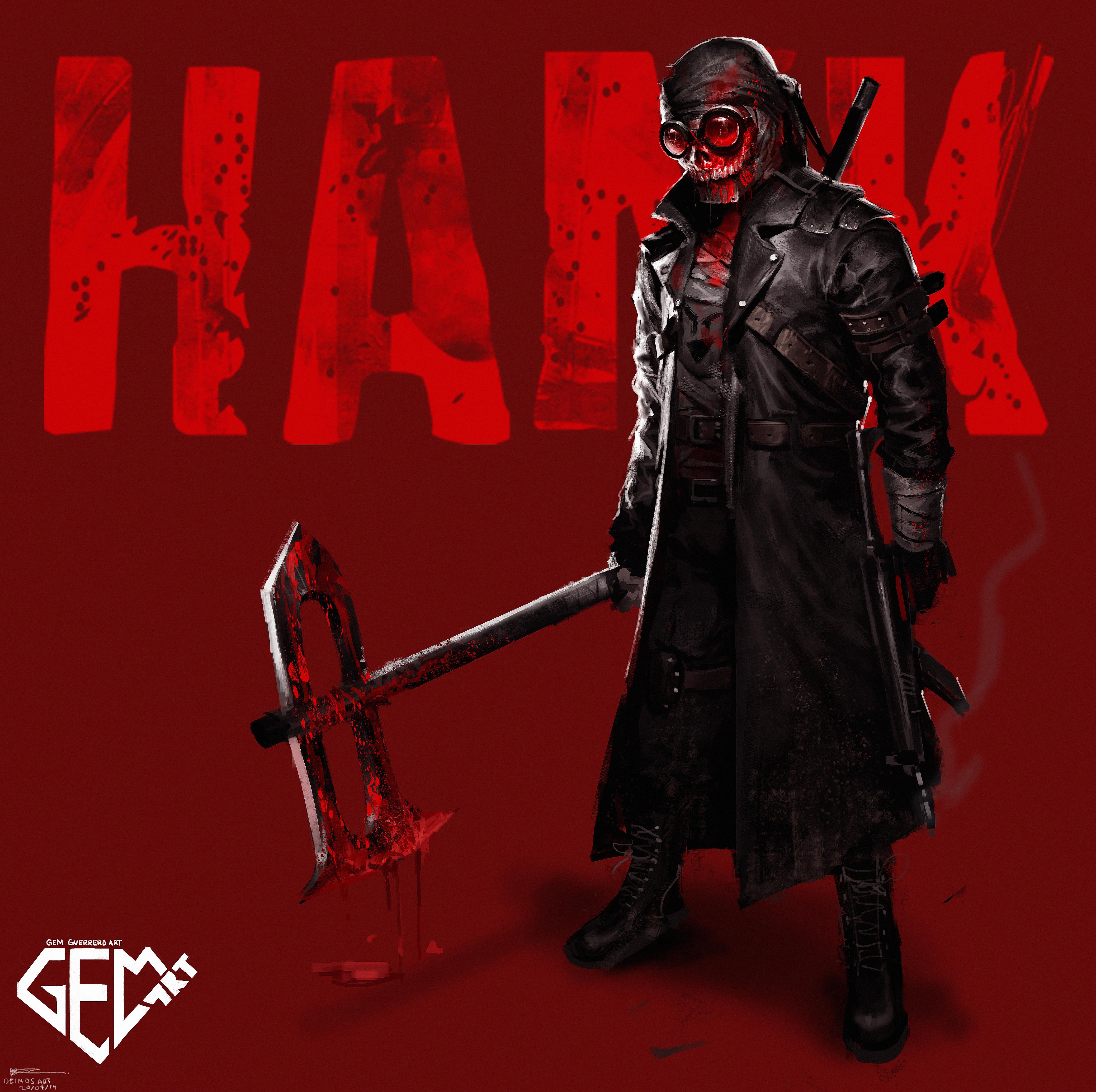 HANK (alternate version)