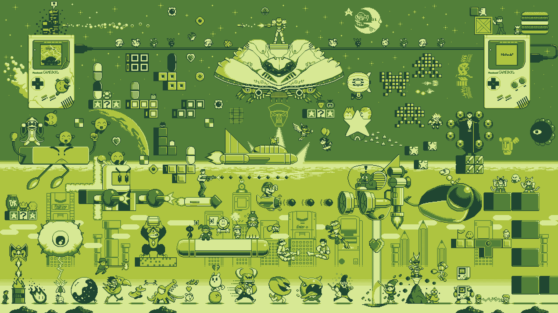 Game Boy 30th anniversary