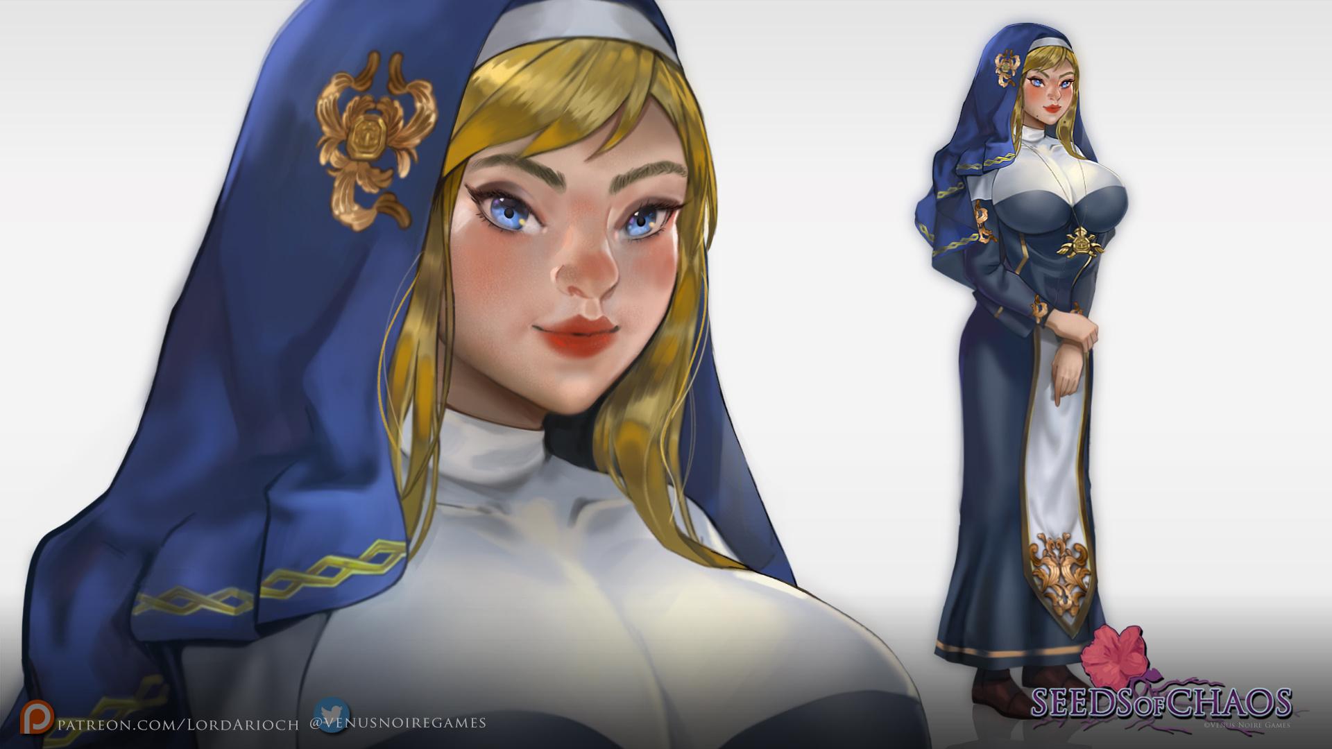 Sister Simone (Seeds of Chaos)