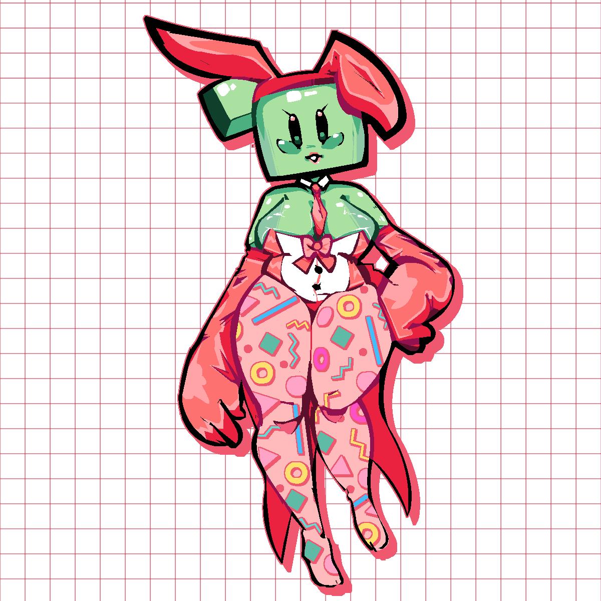 Easter Cubette