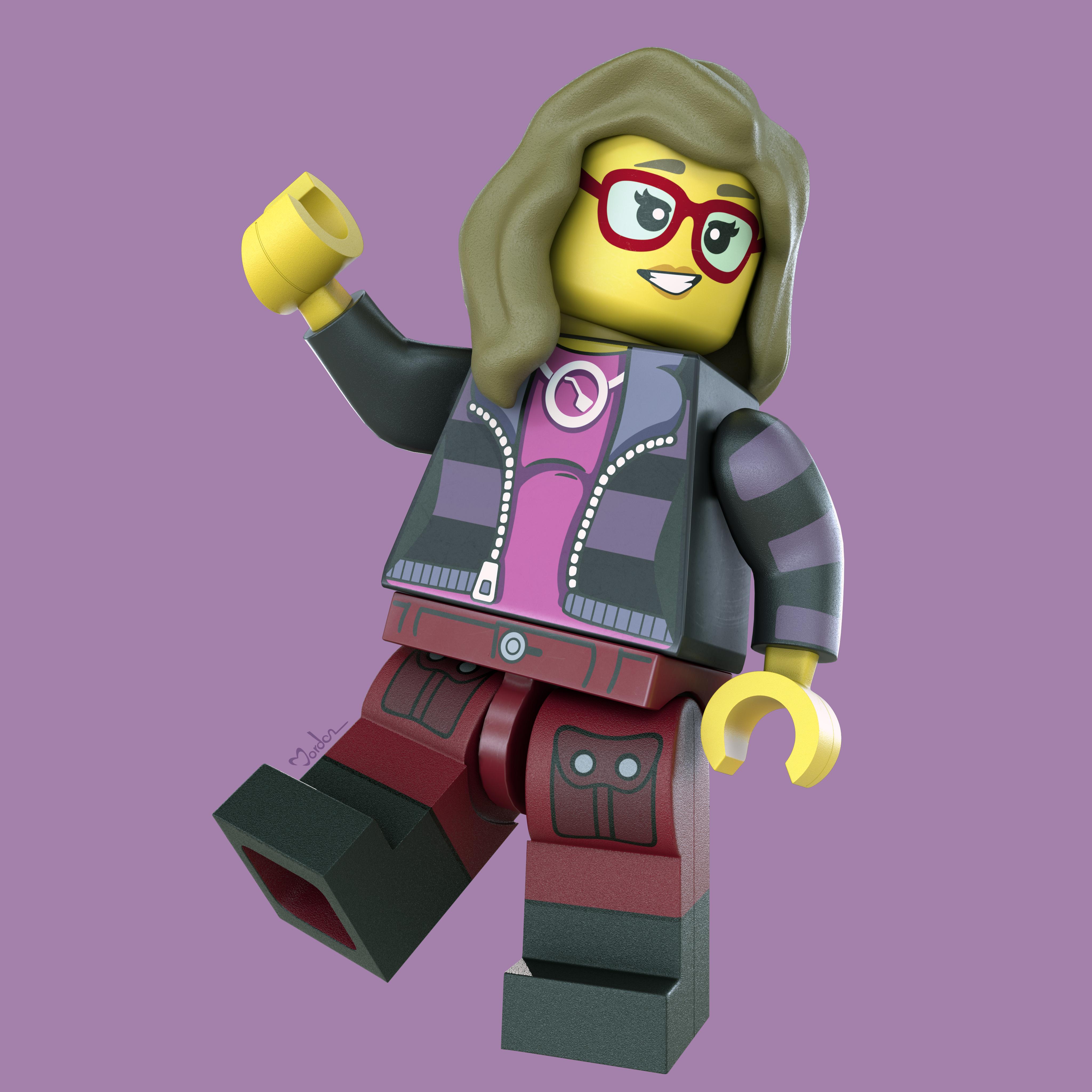 Lego Minifig 2019