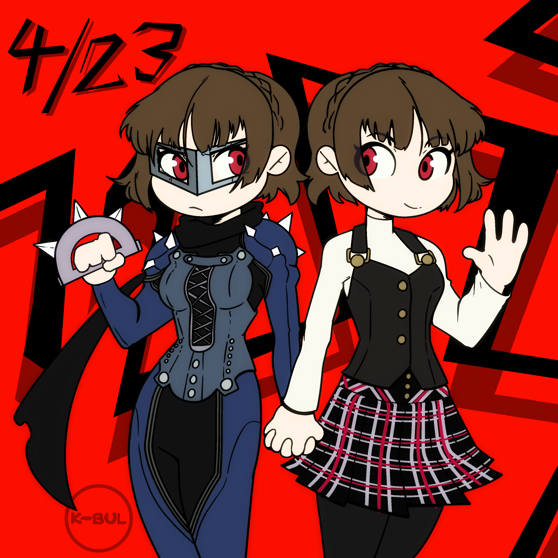 Makoto Niijima Birthday 2019