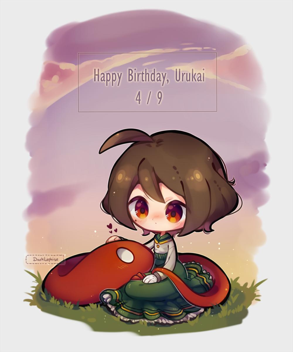 Chreanicles - Happy B-day, Urukai
