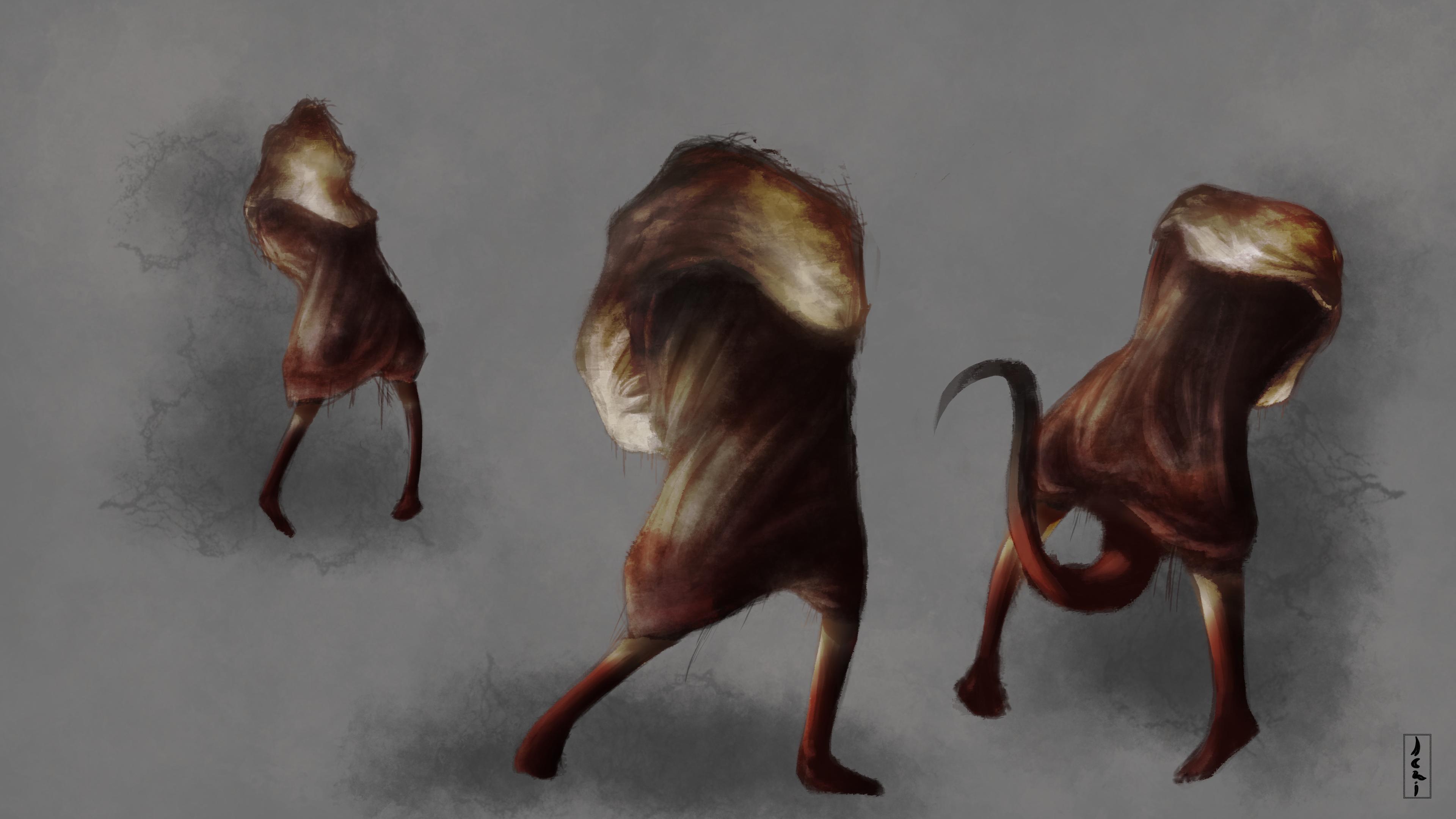 Silent Hill Inspired Monster Concept By Ichigokitsune On Newgrounds