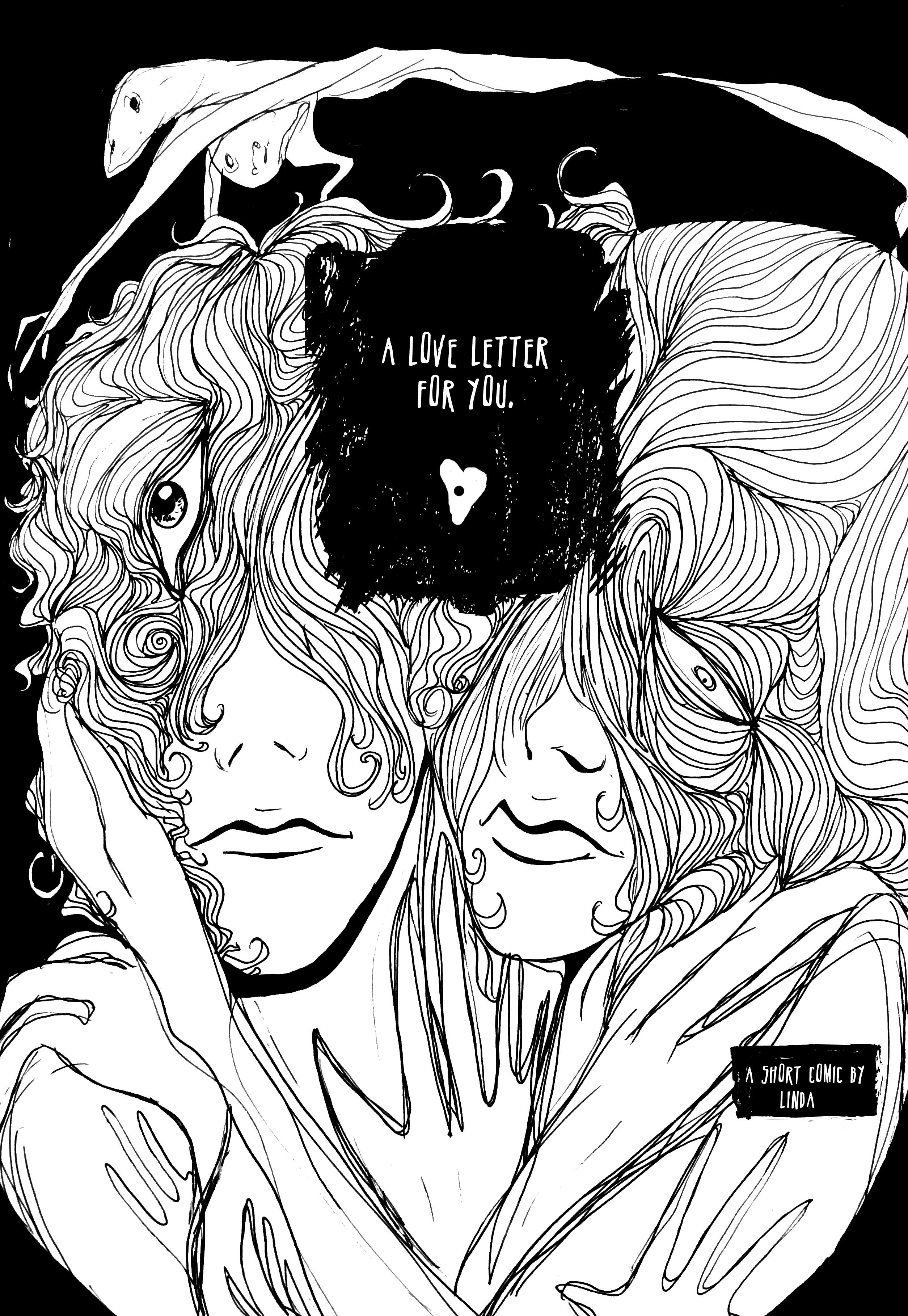 A proper love letter (cover)