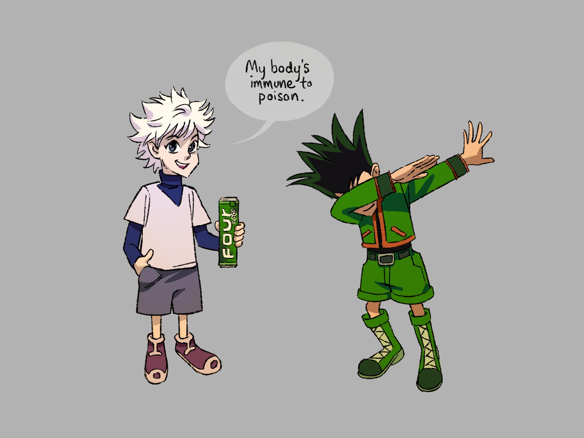 Killua & Gon