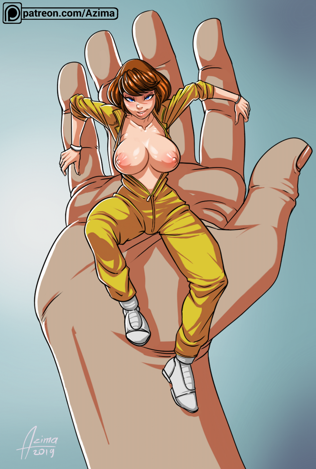 April's minigirl version