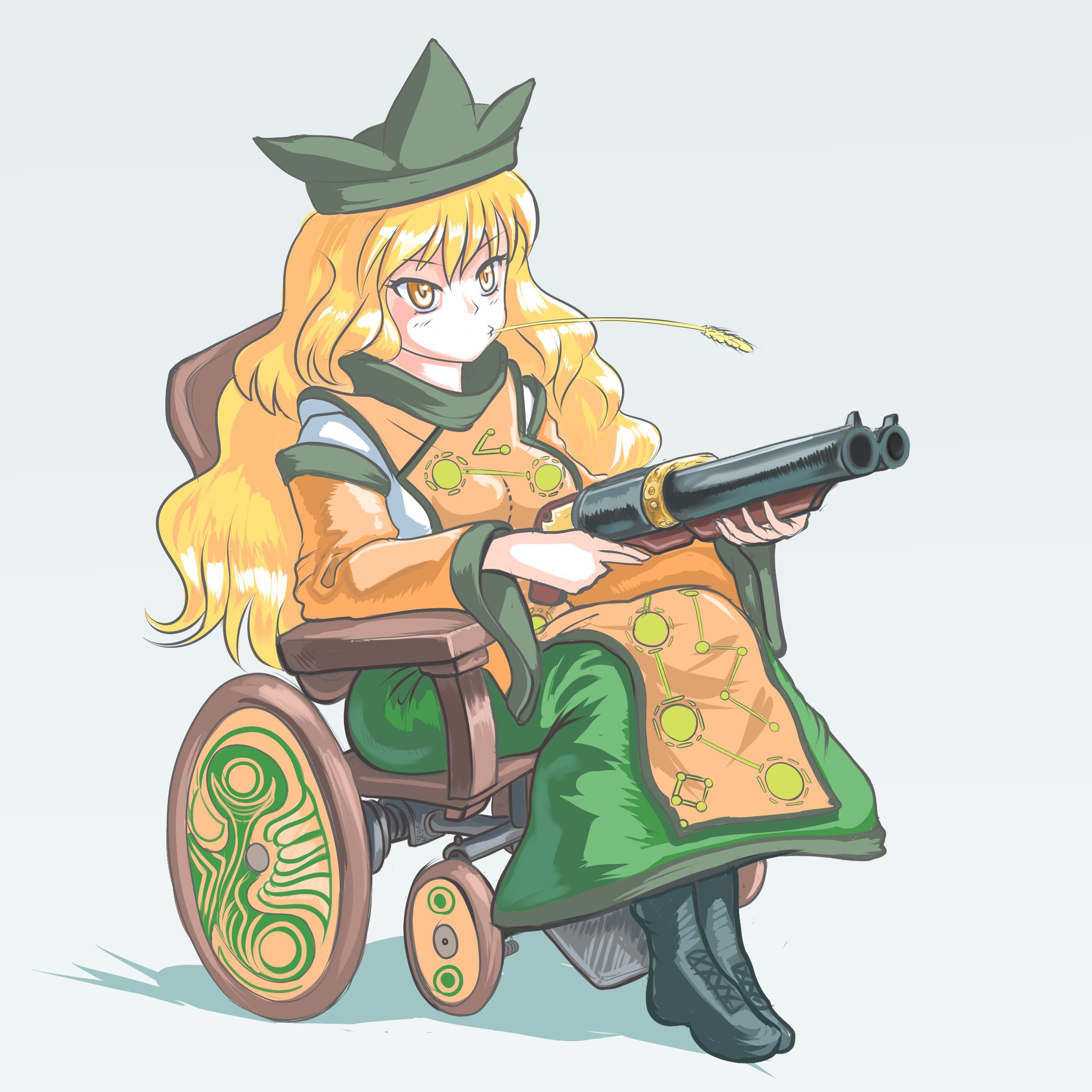 Goddess of the Property, Okina