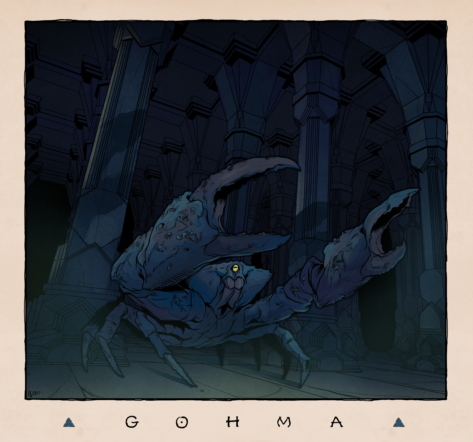 LOZ: Gohma