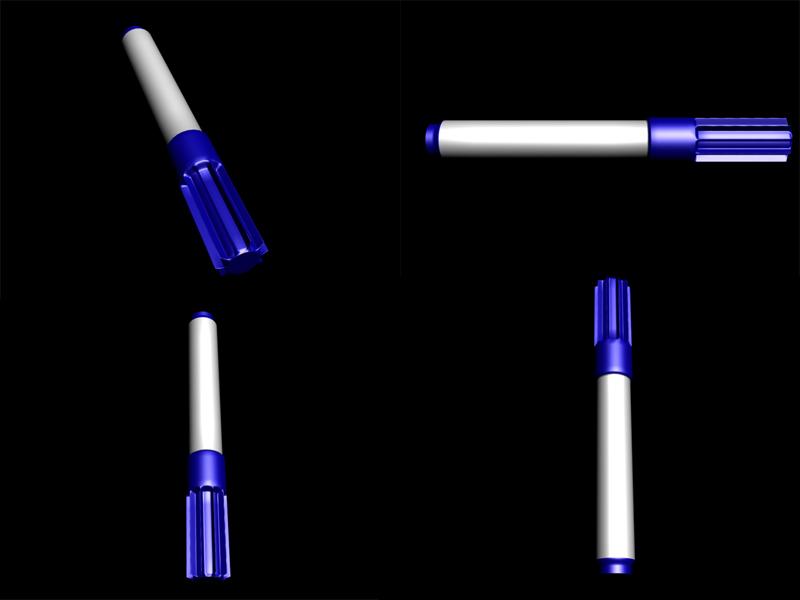 'Desk' Project - Marker Pen